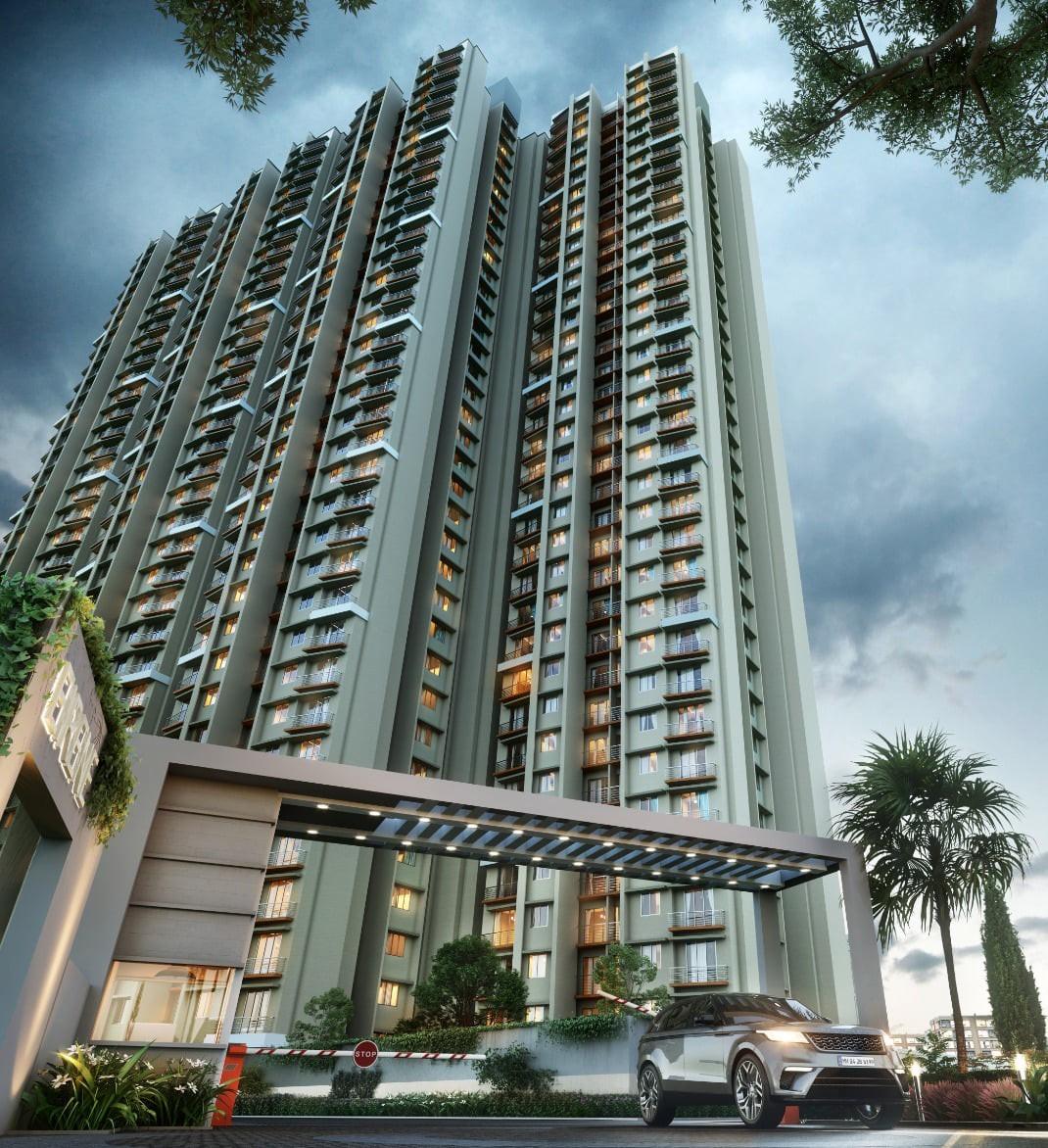 Lok City Apartment